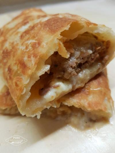 Chaczapuri wolowina ser